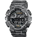 Casio G Shock GD-120CM-8ER G-Shock Uhr Watch Montre Camo Pack limited Edition