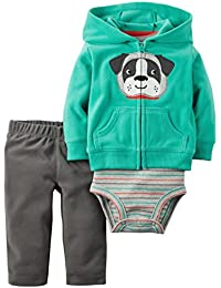 Carter's Baby Boys' 3 Piece Cardigan Set (Baby)