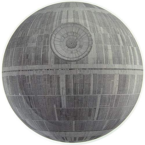 (Discraft Star Wars Death Star Supercolor Ultra-Star 175g Ultimate Flying Disc )