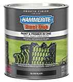 Masterchem Industries 44240 QT Smooth Paint, Black