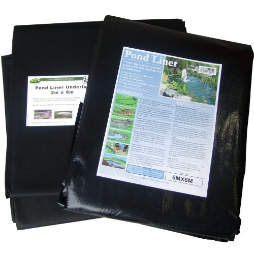 Review Pond Liner 4x3m with