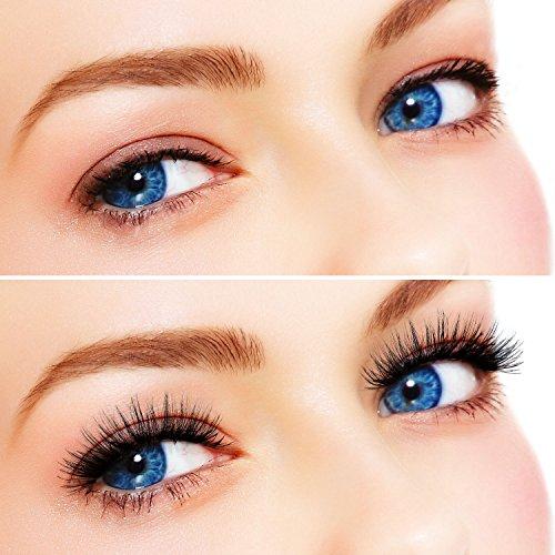 e0e591fe68e Alluring 3D & 4D Mink Fur False Eyelashes Pack of 2 Pairs,100% - Import It  All