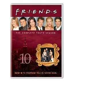 Friends: Season 10 (Repackage) (2003)