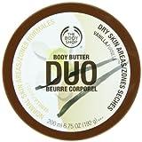 The Body Shop Body Butter Duo, Vanilla, 6.75 Ounce