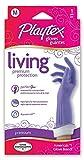 Playtex Living Reuseable Rubber Gloves (Medium, Pack - 3)