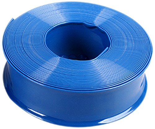 Pooline Products 11203-100 1-1/2-Inch Deluxe Backwash Hose, 100-Feet ()