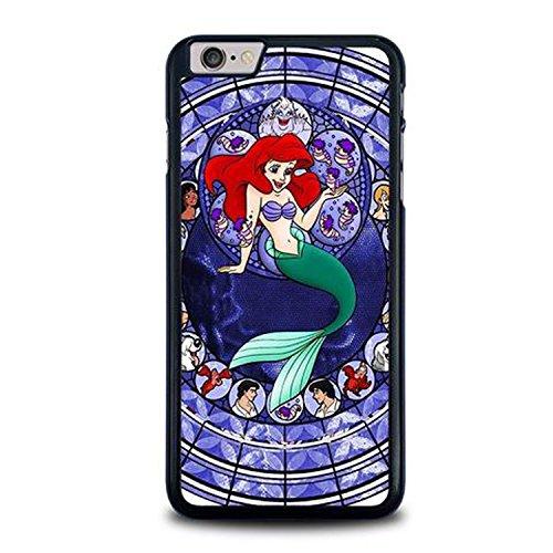 Coque,Ariel Little Mermaid Disney Case Cover For Coque iphone 6 / Coque iphone 6s