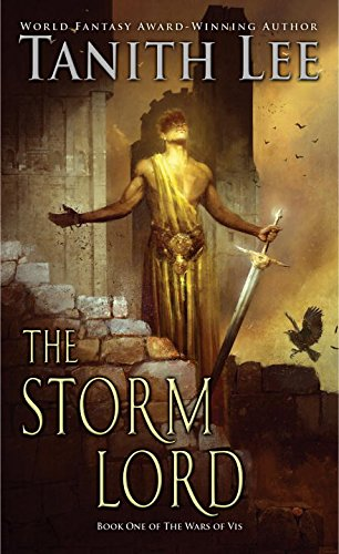book cover of The Storm Lord