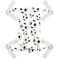 Skin For ZEROTECH Dobby Pocket Drone – Soccer Ball | MightySkins Protective, Durable, and Unique Vinyl Decal wrap cover | Easy To Apply, Remove, and Change Styles | Made in the USA