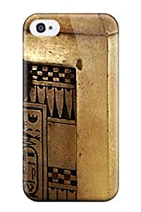 High Quality Shock Absorbing Case For Iphone 4/4s-egyptian Coffin