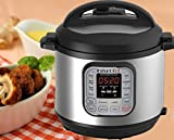 Kitchen & Housewares : This Pressure Cooker Electric Is A Multi-Functional Pressure Cooker Pro A Slow Cooker Rice Sauté/Browning Yogurt Maker Steamer Warmer Smart Programs Much More