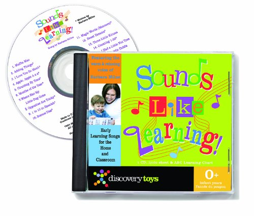 Discovery Toys Sounds Like Learning! CD