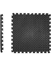 Hoogwaardige, sterke schuimrubberen matten.