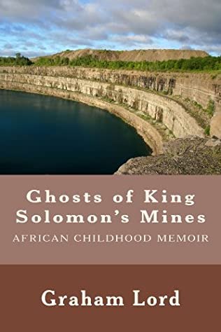 book cover of Ghosts of King Solomon\'s Mines