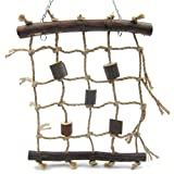Alfie Pet by Petoga Couture - Kaila Hanging Rope Ladder Toy for Birds
