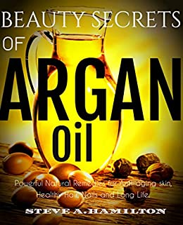Beauty Secrets Argan Oil Anti aging ebook product image