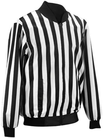 Bombing free shipping Adams USA Smitty Gorgeous FBS120 Football Jacket Officials
