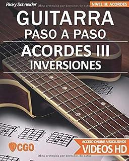 Acordes I - Guitarra Paso a Paso: Tríadas, Cuatríadas, Diatónicos ...