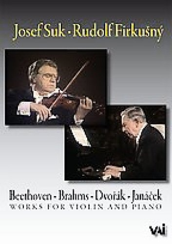 Josef Suk/Rudolf Firkusny: Works for Violin and Piano
