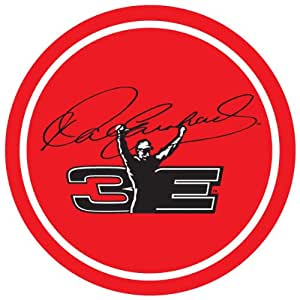 Dale Earnhardt PVC Vinyl Interactive Art Wall Sticker Home Decor Choose 6 to 72 Inches