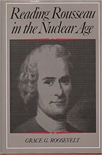 Reading Rousseau in the Nuclear Age