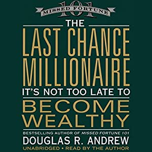 The Last Chance Millionaire Audiobook