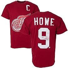 Detroit Red Wings Gordie Howe Alumni Player T-Shirt