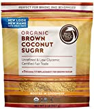Big Tree Farms Organic Brown Coconut Sugar, Non-GMO, Gluten Free, Vegan, Fair Trade, Natural Sweetener, 2 Pound (Packaging May Vary)
