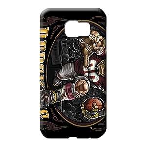 samsung galaxy s6 case durable trendy phone cover skin washington redskins nfl football