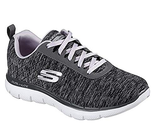 Schwarz Basses Baskets Skechers Appeal 2 High Flex Energy Multicolore 0 Femme 37 EU M W5OqOY0wf