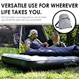 EnerPlex Camping Airbed with High Speed Pump