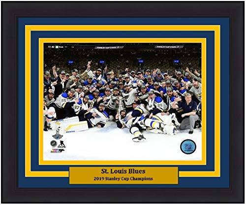 (St. Louis Blues 2019 Stanley Cup Champions On-Ice Celebration 8