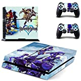 Vanknight Vinyl Decal Skin Sticker Anime Kingdom Hearts for PS4 Playstaion Controllers