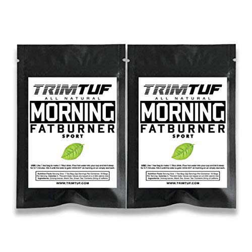 20 Day Fat Burner Tea by TRIMTUF