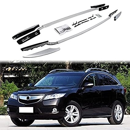 Amazoncom Roof Rack Rail Fit For HONDA Acura RDX Cross - 2018 acura rdx roof rails