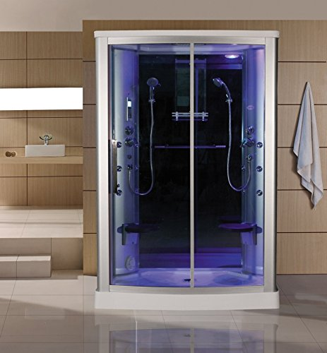 Eagle Bath WS-803L 110v ETL Certified Steam Shower Enclosure