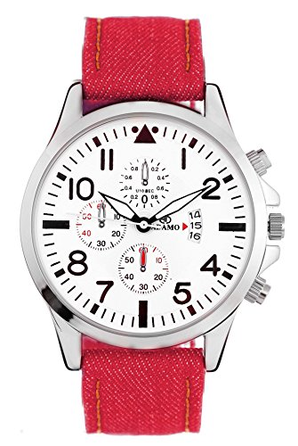ADAMO INVICTUS Men's Wrist Watch A302RD01