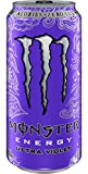 Monster Energy, Ultra Violet, 16 Ounce (Pack of 24)