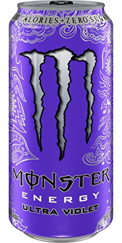 Monster Energy Ultra Violet Ounce product image