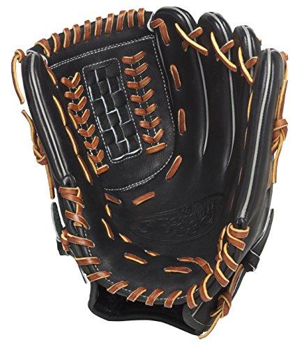 Louisville Slugger FGKTBK5 Katsu Black Fielding Glove, 12-Inch, Right Hand Throw