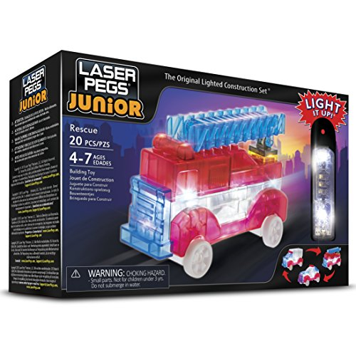 laser pegs junior rescue building kit buyer's guide