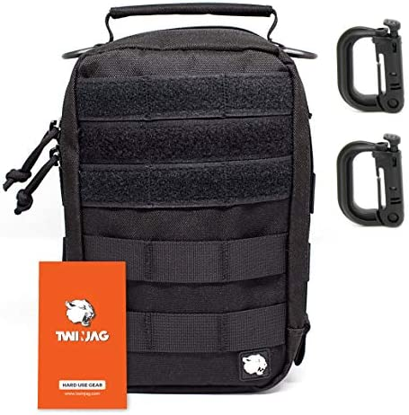 TwinJag Tactical Admin Molle Pouch product image