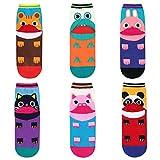 kilofly Novelty Crew Socks Value Pack [Set of 6 Pairs] – Bite My Ankles