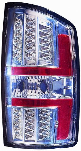 Chrome Led Tail Lights in US - 5
