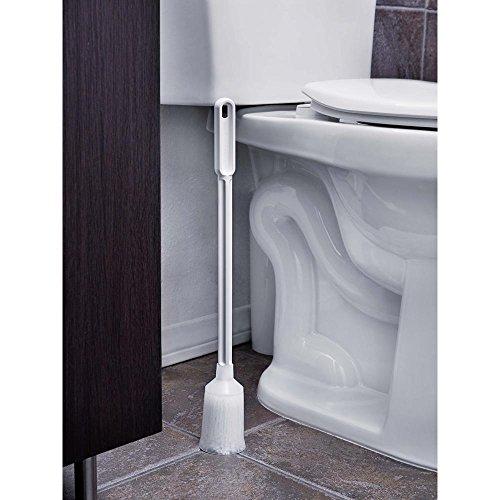 "Fuller Brush Toilet Bowl Swab – Soft, Scratch-Free Toilet Bowl Mop – 18 ½"" Overall Length - 2 Pack by Fuller Brush (Image #3)"