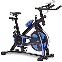 V-Fire Indoor Cycling Workout Bike for Cardio and Fitness