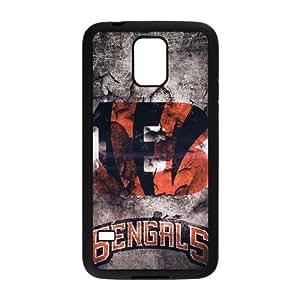 Cincinnati Bengals Samsung Galaxy S5 Cell Phone Case Black 218y3-134055