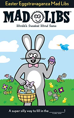 Easter Mad Libs is a fun Easter basket filler for tweens