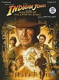 [(Indiana Jones and the Kingdom of the Crystal Skull: Trombone Level 2-3)] [Author: John Williams] published on (September, 2008)