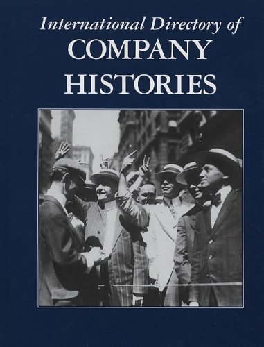 Download International Directory of Company Histories pdf